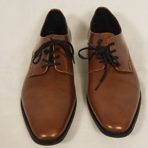 Men's, Calvin Klein Lace-Up Oxfords Sz 13